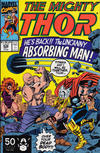 Cover for Thor (Marvel, 1966 series) #436 [Direct Edition]