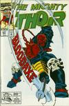 Cover for Thor (Marvel, 1966 series) #451 [Direct]