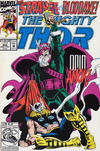 Cover for Thor (Marvel, 1966 series) #455 [Direct]