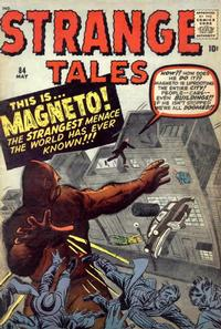 Cover Thumbnail for Strange Tales (Marvel, 1951 series) #84
