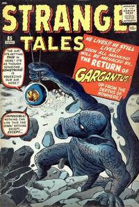 Cover Thumbnail for Strange Tales (Marvel, 1951 series) #85