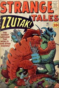 Cover Thumbnail for Strange Tales (Marvel, 1951 series) #88