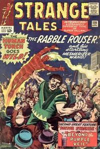 Cover Thumbnail for Strange Tales (Marvel, 1951 series) #119