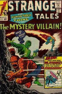 Cover Thumbnail for Strange Tales (Marvel, 1951 series) #127