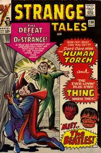 Cover Thumbnail for Strange Tales (Marvel, 1951 series) #130