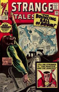 Cover Thumbnail for Strange Tales (Marvel, 1951 series) #131