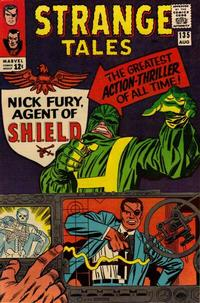 Cover for Strange Tales (Marvel, 1951 series) #135