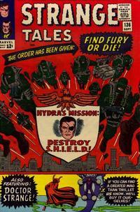 Cover Thumbnail for Strange Tales (Marvel, 1951 series) #136 [Regular Edition]