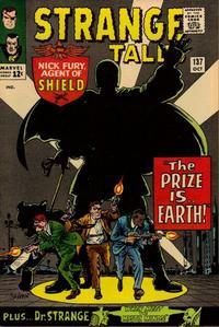 Cover Thumbnail for Strange Tales (Marvel, 1951 series) #137