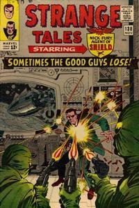 Cover Thumbnail for Strange Tales (Marvel, 1951 series) #138