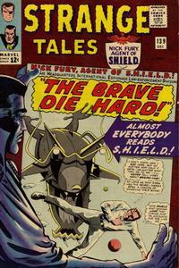 Cover for Strange Tales (Marvel, 1951 series) #139 [Regular Edition]