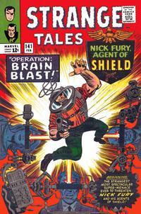 Cover Thumbnail for Strange Tales (Marvel, 1951 series) #141