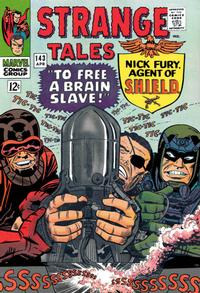 Cover Thumbnail for Strange Tales (Marvel, 1951 series) #143