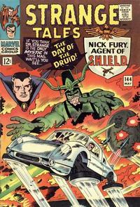 Cover Thumbnail for Strange Tales (Marvel, 1951 series) #144