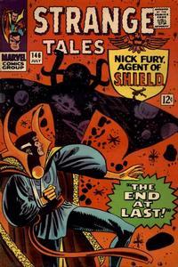 Cover Thumbnail for Strange Tales (Marvel, 1951 series) #146