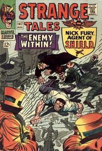 Cover Thumbnail for Strange Tales (Marvel, 1951 series) #147
