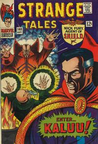 Cover Thumbnail for Strange Tales (Marvel, 1951 series) #148 [Regular Edition]