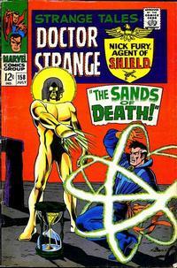 Cover Thumbnail for Strange Tales (Marvel, 1951 series) #158