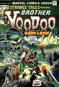Cover Thumbnail for Strange Tales (Marvel, 1973 series) #172
