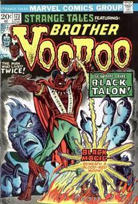 Cover Thumbnail for Strange Tales (Marvel, 1973 series) #173