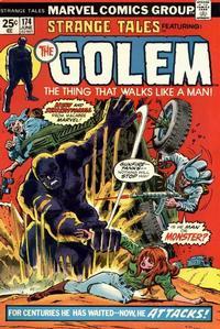 Cover Thumbnail for Strange Tales (Marvel, 1973 series) #174