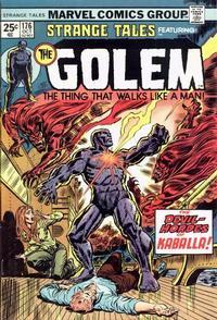 Cover Thumbnail for Strange Tales (Marvel, 1973 series) #176 [Regular Edition]