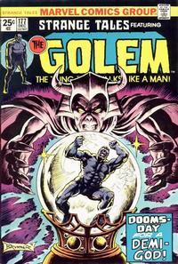 Cover Thumbnail for Strange Tales (Marvel, 1973 series) #177