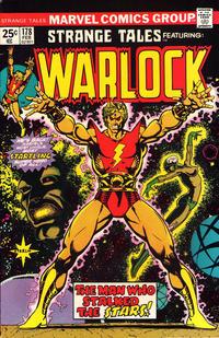 Cover Thumbnail for Strange Tales (Marvel, 1973 series) #178 [Regular Edition]