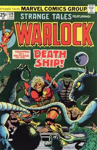 Cover Thumbnail for Strange Tales (Marvel, 1973 series) #179 [Regular Edition]