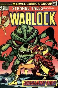 Cover Thumbnail for Strange Tales (Marvel, 1973 series) #180 [Regular Edition]