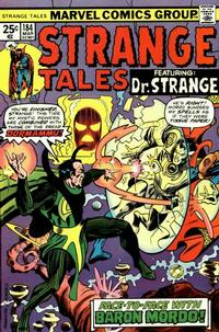 Cover Thumbnail for Strange Tales (Marvel, 1973 series) #184 [Regular Edition]