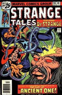 Cover Thumbnail for Strange Tales (Marvel, 1973 series) #186
