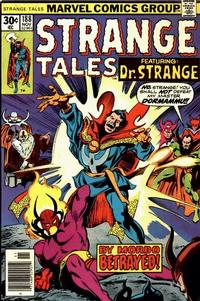 Cover Thumbnail for Strange Tales (Marvel, 1973 series) #188