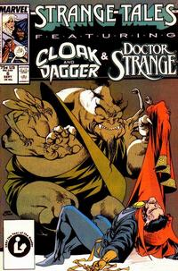 Cover Thumbnail for Strange Tales (Marvel, 1987 series) #6 [Direct]