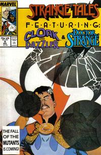 Cover Thumbnail for Strange Tales (Marvel, 1987 series) #9 [Direct]