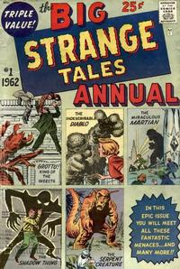 Cover Thumbnail for Strange Tales Annual (Marvel, 1962 series) #1