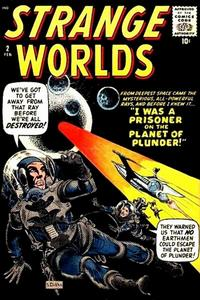 Cover Thumbnail for Strange Worlds (Marvel, 1958 series) #2