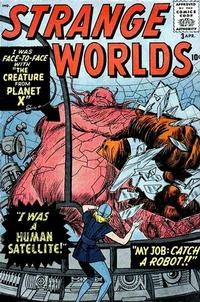 Cover Thumbnail for Strange Worlds (Marvel, 1958 series) #3
