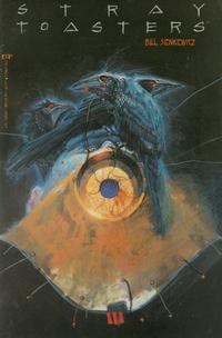 Cover for Stray Toasters (Marvel, 1988 series) #2