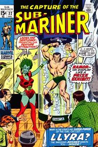 Cover Thumbnail for Sub-Mariner (Marvel, 1968 series) #32