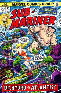 Cover Thumbnail for Sub-Mariner (Marvel, 1968 series) #62