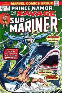 Cover Thumbnail for Sub-Mariner (Marvel, 1968 series) #66