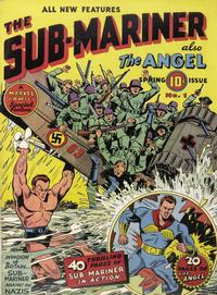 Cover Thumbnail for Sub-Mariner Comics (Marvel, 1941 series) #1