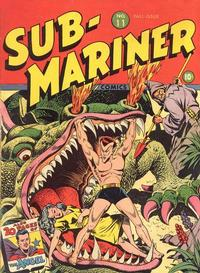 Cover Thumbnail for Sub-Mariner Comics (Marvel, 1941 series) #11