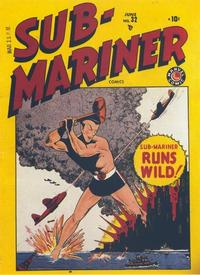 Cover Thumbnail for Sub-Mariner Comics (Marvel, 1941 series) #32