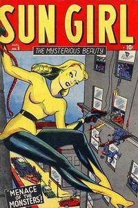 Cover Thumbnail for Sun Girl (Marvel, 1948 series) #1