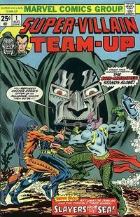 Cover Thumbnail for Super-Villain Team-Up (Marvel, 1975 series) #1