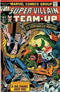 Cover Thumbnail for Super-Villain Team-Up (Marvel, 1975 series) #2