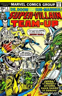 Cover Thumbnail for Super-Villain Team-Up (Marvel, 1975 series) #3