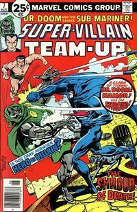 Cover Thumbnail for Super-Villain Team-Up (Marvel, 1975 series) #7